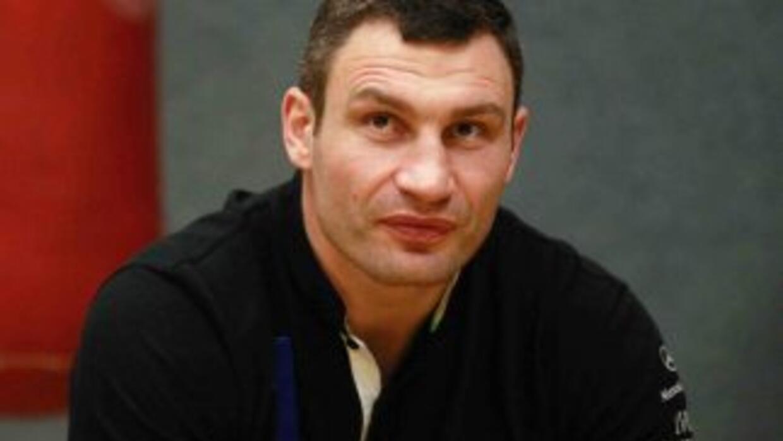 Vitali Klitschko ronda los 40 años y 2011 podría ser su último año como...