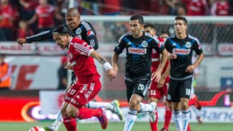 Guadalajara y Tijuana sostuvieron un intenso partido.