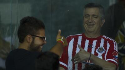 Jorge Vergara estaría interesado en comprar al Sporting Cristal