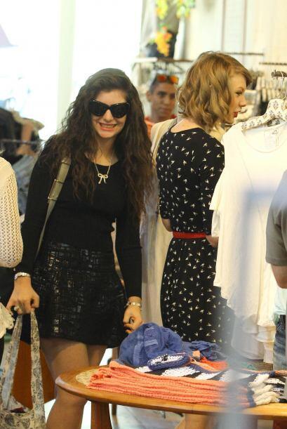La que le quitó el lugar a Selena Gomez es Lorde. Mira aquí los videos m...