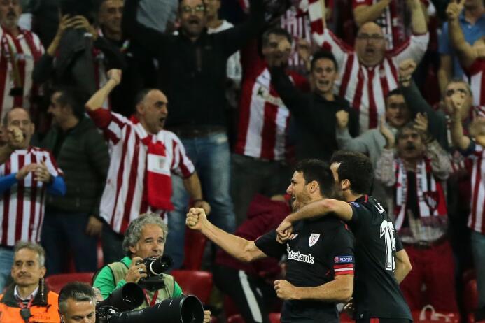 Athletic Bilbao 1-0 Östersunds: el equipo vasco sigue tercero en el grup...