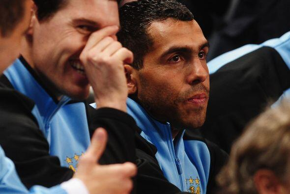 En el partido más llamativo del día, el Manchester City recibía al Chels...