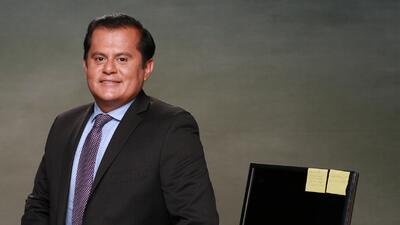 Oscar  Gómez, video reportero de Univision Arizona