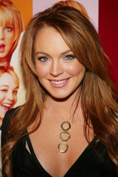 Lindsay Lohan era todo una promesa en el cine. Mira aquí lo último en ch...