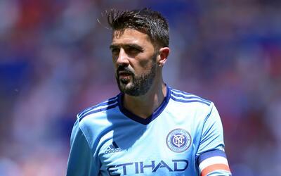 David Villa y NYCFC dedicaron el triunfo a la afición celeste.