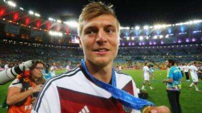 Aunque los medios insisten en colocar ya a Kroos como fichaje madridista...