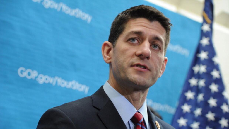 Ryan, dispuesto a presidir la Cámara de Representantes si es el candidat...