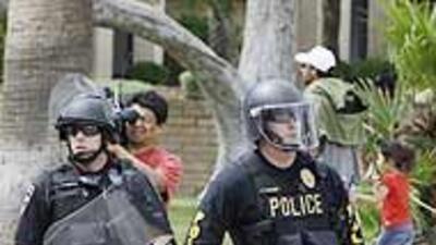 Comisión de Derechos Humanos de la OEA preocupada por ley de Arizona 8e0...
