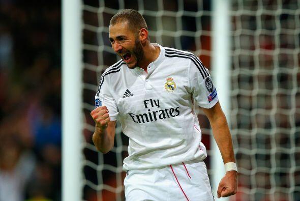 Con solitario gol de Benzema, Real Madrid derrotó al Liverpool que jugó...