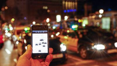 Uber planea usar Inteligencia Artificial para identificar a los pasajeros ebrios