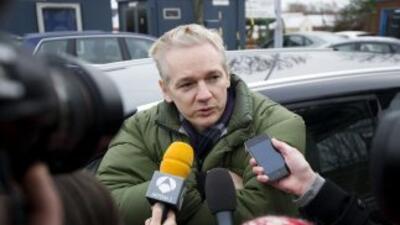 Mujeres que acusan a Assange de violación fueron quenes se acercaron al...