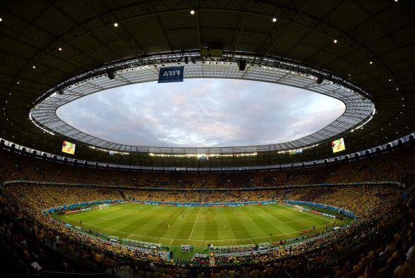 La asistencia total de los 64 encuentros del Mundial fue de 3.429.873 es...