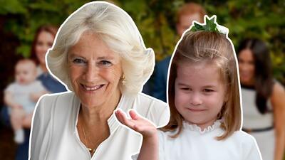 Camila hace de abuela de los nietos de Lady Diana en una tierna foto de la familia real