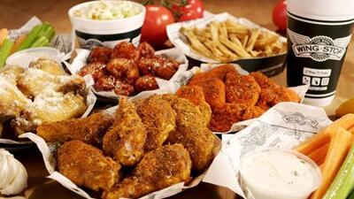 Participa y gana deliciosas alitas para disfrutar con tus amigos el part...