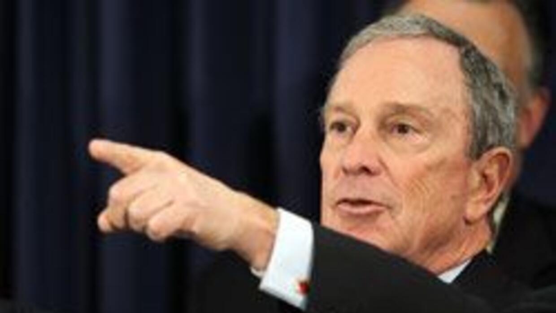 Alcalde de NY Michael Bloomberg pidio a Obama reflexione en su reforma f...