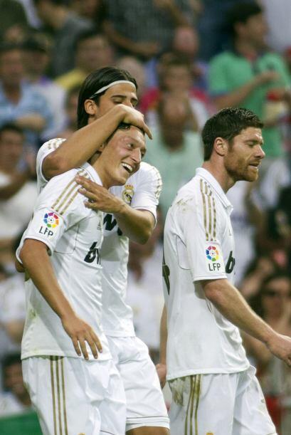 El madridista tuvo un partido importante en contra del Mallorca.