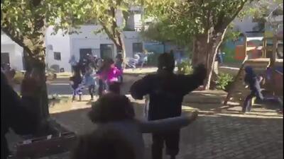 Estos niños celebran el gol de su selección en la Copa del Mundo y el video se convierte en viral