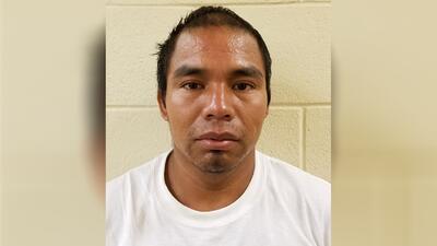 Raúl Cano García fue arrestado en frontera tras haber sido deportado pre...