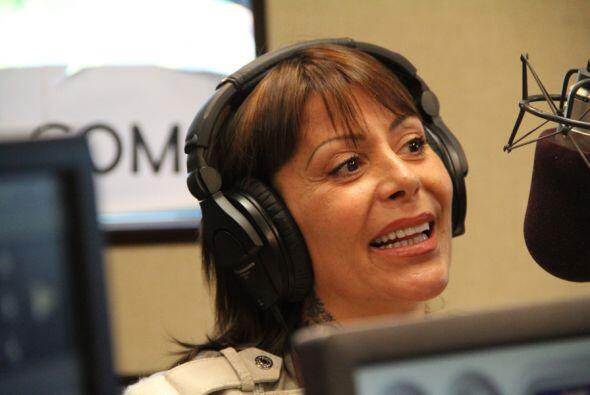La genial Alejandra Guzman compartió con Javier, Osvaldo y Paula una ent...