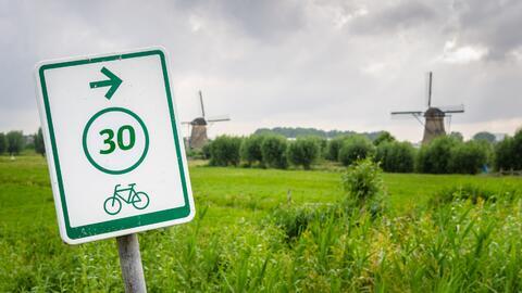 La infraestructura ciclista de Holanda ya es excelente, pero esta 'carre...