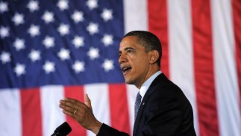 El presidente de Estados Unidos, Barack Obama, confesó que no sabe habla...
