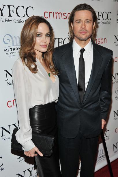 Y sobre todo, al hecho de que Angelina también le gustan las mujeres.