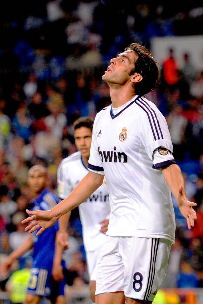 Kaká, de quien mucho se ha hablado en las últimas semanas acerca de su f...