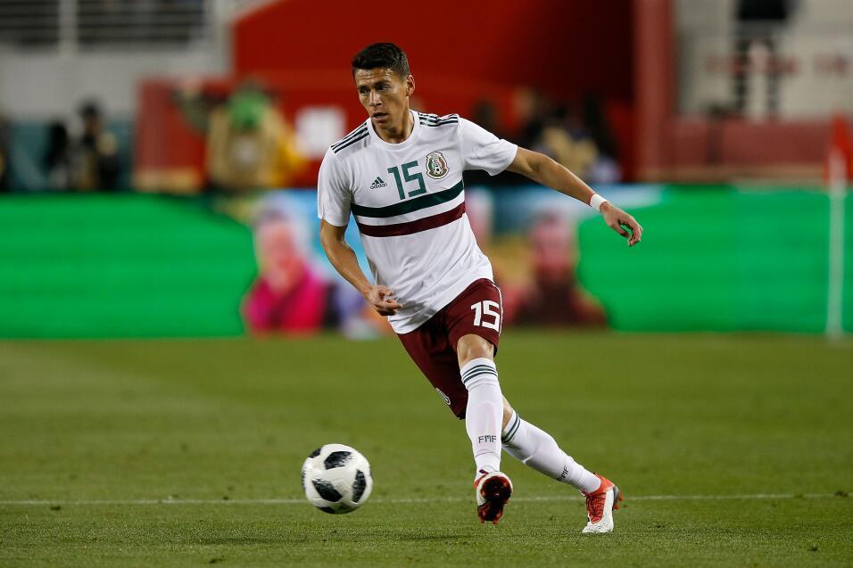 Héctor Moreno (Real Sociedad/Roma) - 39 partidos jugados (24 con...