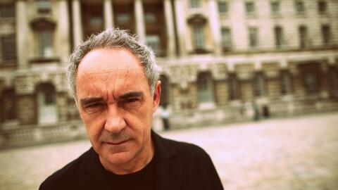 Ferran Adrià cabeza del centro de innovación culinaria elB...