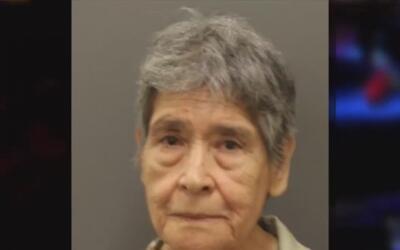 Arrestan a una anciana de 81 años de edad tras protagonizar una persecuc...