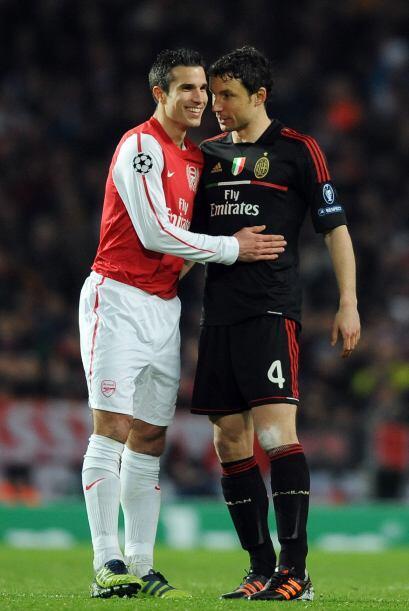 El Milan se clasifica a cuartos y no lo hacía hace 5 años, la última vez...