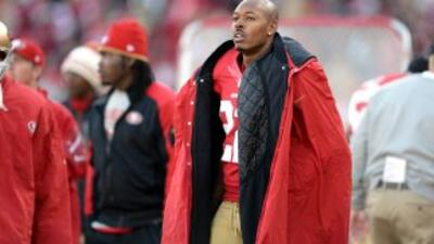 Carlos Rogers no seguirá en los 49ers (AP-NFL).