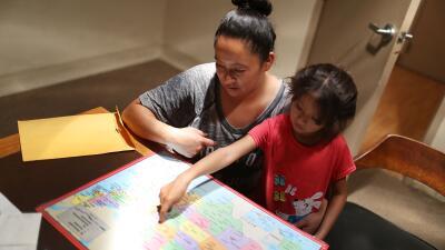 Con el regreso a clases, ¿quién se encarga de la educación de los niños que aún están en centros de inmigrantes?