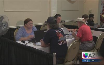 Aumentan suicidios de veteranos en Arizona