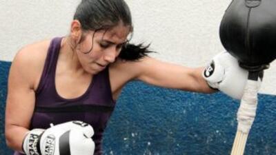 La 'Kika' expondrá título en Guadalajara (Foto: HG Boxing)