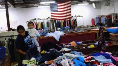 La desigualdad salarial en Estados Unidos afecta más a los hispanos que...