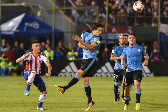 Édinson Cavani (PSG / Uruguay)