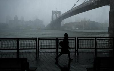 Nueva York y sus alrededores esperan otra tormenta de nieve en el inicio...