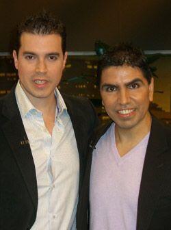 El mentalista Juan David Arbeláez hizo un par de pruebas que dejaron a P...