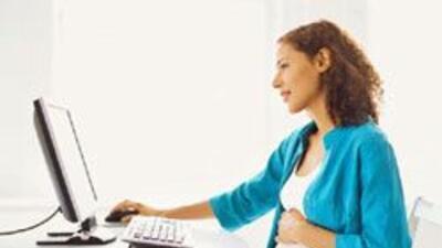 Cómo llevar un embarazo cómodo en la oficina 866cffeebfb14924b66b5c6391a...