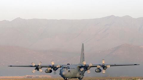 Hércules de la Fuerza Aérea de Estados Unidos