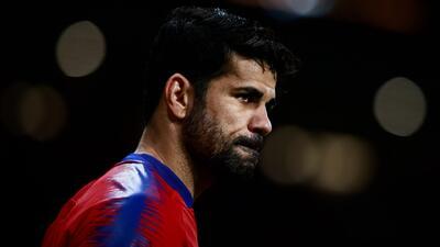 Una difícil temporada para Diego Costa y los números así lo demuestran