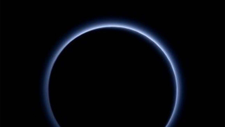 Plutón. (Cortesía / NASA)