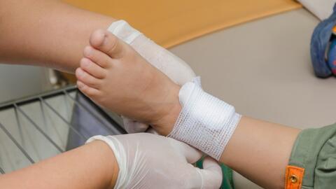 Con un tratamiento adecuado, la mayoría de los niños con afecciones de c...