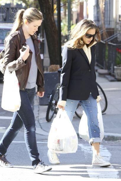 Aunque no es lo único que esta mamita 'fashionista' compra.