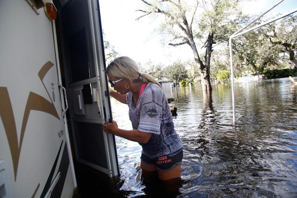Después de Irma, así es el regreso a Florida  GettyImages-846067358.jpg