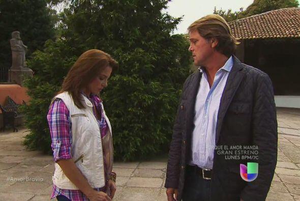 Mariano piensa que Camila es generosa por permitirle a Daniel y Miriam e...