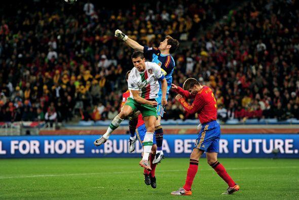 Iker Casillas también tendrá la oportunidad de batir la marca de más par...