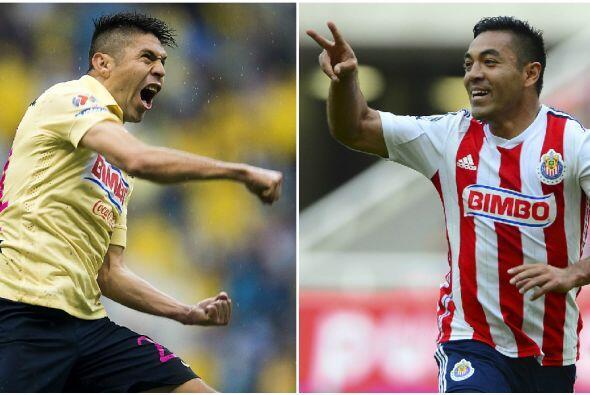 Águilas y Chivas comenzaron el torneo con distintos objetivos y demostra...