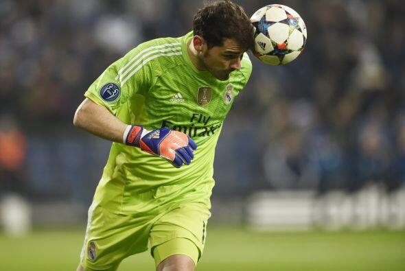 Casillas no se vio con demasiadas exigencias pero cuando fue necesario r...